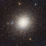 47 Tucanae  a Globular Cluster Located in the Constellation Tucana