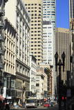 Sutter Street  San Francisco  California  United States of America  North America