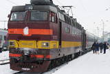 Railway Station on the Trans-Siberian Line  Kirov  Kirov Oblast  Russia  Eurasia