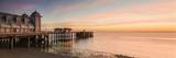 Penarth Pier  Near Cardiff  Vale of Glamorgan  Wales  United Kingdom  Europe
