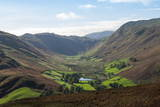 Boredale (Boardale)  Lake District National Park  Cumbria  England  United Kingdom  Europe