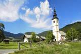 Jamnik  Jereka  Triglav National Park  Slovenia  Europe