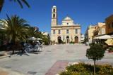 Orthodox Cathedral  Chania  Crete  Greek Islands  Greece  Europe