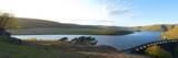 A Panoramic View of Craig Goch Reservoir