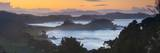 Idyllic Northland Coastline Illuminated at Sunset  Northland  North Island  New Zealand  Pacific