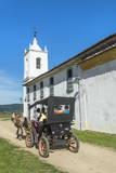 Nossa Senhora Das Dores Chapel  Paraty  Rio De Janeiro State  Brazil  South America