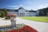 Grassalkovich Palace  Bratislava  Slovakia  Europe
