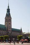 Jungfernstieg  Hamburg  Germany  Europe