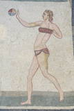 Mosaic of Girls in Bikinis