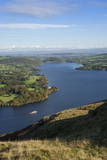 View from Hallin Fell over Lake Ullswater