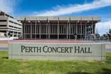 Perth Concert Hall  Perth  Western Australia  Australia  Pacific