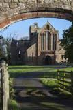 Lanercost Abbey  Near Brampton  Built Largely