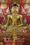 Buddha Shrine  Wat Phra