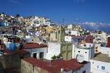 The Medina (Old City)  Tangier  Morocco  North Africa  Africa