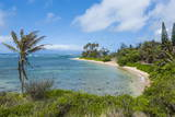 Twenty Mile Beach  Island of Molokai  Hawaii  United States of America  Pacific