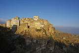 Al Hajjarah Village  Djebel Haraz  Yemen  Middle East
