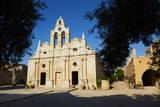 Arkadi Monastery (Arkadiou)  Crete  Greek Islands  Greece  Europe