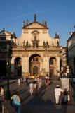 Old Town  UNESCO World Heritage Site  Prague  Czech Republic  Europe