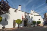 Parador De Merida  Merida  Badajoz  Extremadura  Spain  Europe