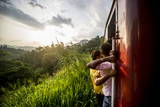 Riding the Train in Sri Lanka  Asia