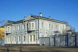 Wooden Architecture  the House of the Decembrist Volkonskii  Irkustsk  Siberia  Russia  Eurasia