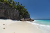 Anse Macquereau  Fregate Island  Seychelles  Indian Ocean  Africa