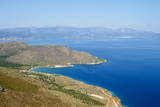 Gulf of Mirabello  Crete  Greek Islands  Greece  Europe