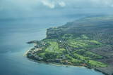 Aerial of Maui  Hawaii  United States of America  Pacific