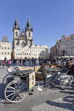 Horse Carriage at the Old Town Square (Staromestske Namesti)