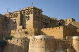 Rajmahal Palace  Jaisalmer  Western Rajasthan  India  Asia