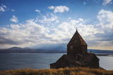 Sevanavank Monastery  Lake Seven  Armenia  Central Asia  Asia