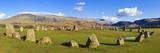 Standing Stones of Castlerigg Stone Circle Near Keswick