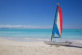 Beach and Hobie Cat