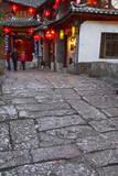 City of Lijiang  UNESCO World Heritage Site  Yunnan  China  Asia