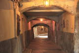 Rue Obscure (Dark Passage) Datring from the 13th Century