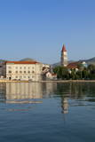 Trogir  View of the Cathedral across the Water