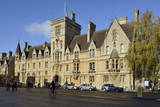 Balliol College  Broad Street  Oxford  Oxfordshire  England  United Kingdom  Europe