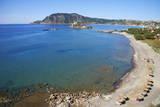 Beach on Kefalos Bay  Kos  Dodecanese  Greek Islands  Greece  Europe