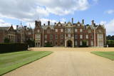 Sandringham House  Sandringham Estate  Norfolk  England  United Kingdom  Europe