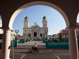 Cespedes Park  Santiago De Cuba  Cuba  West Indies  Caribbean  Central America