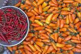 Chillies  Sapa Area  Vietnam  Indochina  Southeast Asia  Asia