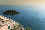 Positano  Amalfi Peninsula  UNESCO World Heritage Site  Campania  Italy  Mediterranean  Europe