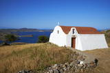 Small Church  Patmos  Dodecanese  Greek Islands  Greece  Europe