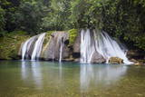 Reach Falls  Portland Parish  Jamaica  West Indies  Caribbean  Central America
