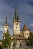 St Nicholas Church  Brasov  Transylvania  Romania  Europe