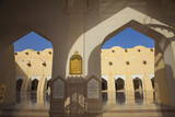Mohammed Bin Abdulwahhab Mosque  the State Mosque of Qatar  Doha  Qatar  Middle East