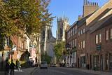 Duncombe Place  York  Yorkshire  England  United Kingdom  Europe