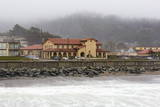 Stormy Day in Pacifica  California  United States of America  North America