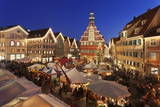 Christmas Fair at the Marketplace in Front of the Old Town Hall