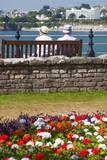 Seafront  Torquay  Devon  England  United Kingdom  Europe